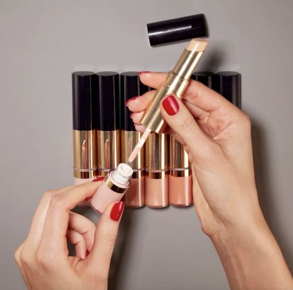 Estée Lauder's new duo-purpose serum and concealer stick will ensure you don't look like a zombie on Monday mornings