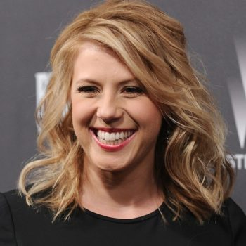 "Jodie Sweetin got seriously injured doing a ""mom stunt,"" and we're wishing her the speediest of recoveries"