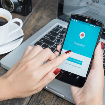Periscope's latest app update is a symbolic response to the Muslim Ban