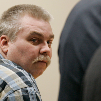 "Steven Avery's fellow inmate claims the ""Making a Murderer"" subject confessed to killing Teresa Halbach in a disturbing new letter"