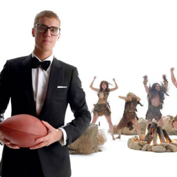 Justin Bieber is like, really charming in this Super Bowl commercial (plus he shows off his dope dance skills)