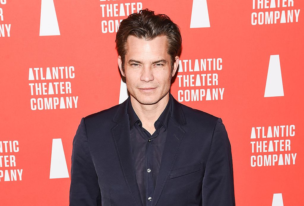 Here Are Just 9 Pictures Of Timothy Olyphant Because Hey Why Not