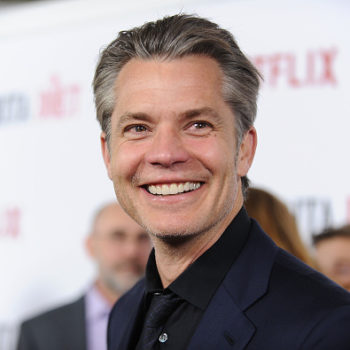 Here are just 9 pictures of Timothy Olyphant, because hey, why not?