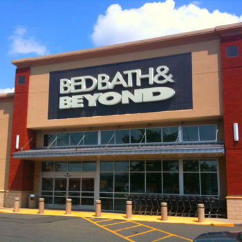 A couple was busted getting it on at a Bed Bath & Beyond, because hey, the mood strikes when it strikes