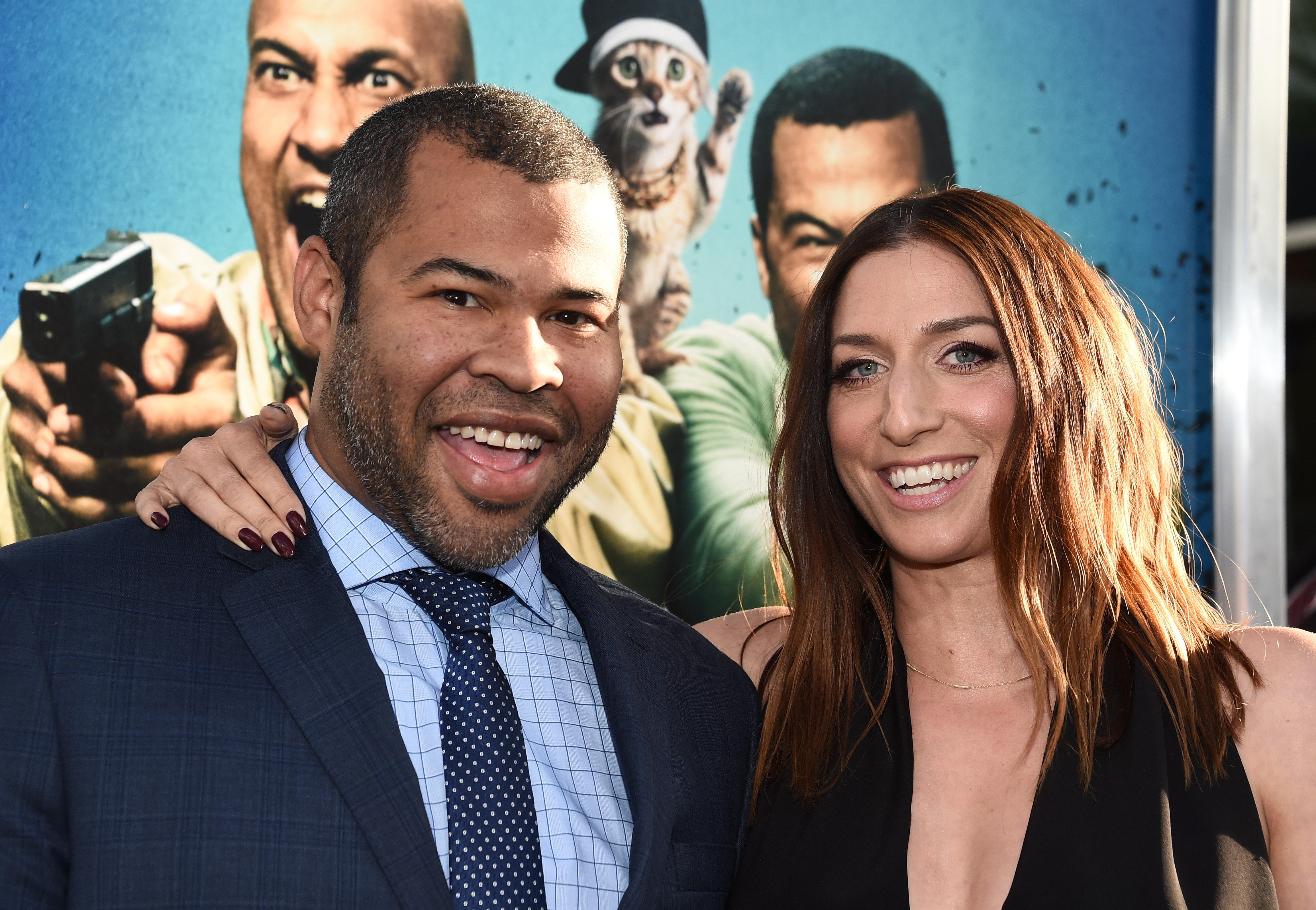 The best: jordan peele and chelsea peretti dating
