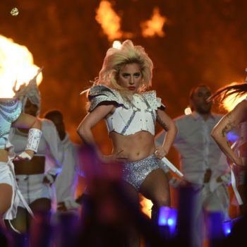 Lady Gaga's Super Bowl performance was literally fire, and the entire internet lost its collective mind