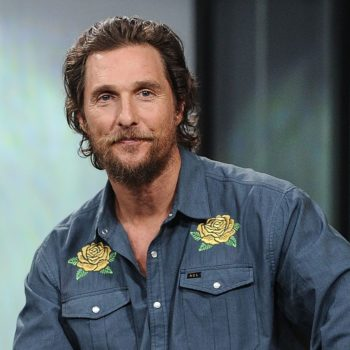 "Matthew McConaughey will star in a movie called ""The Beach Bum,"" and yup, that sounds about right"