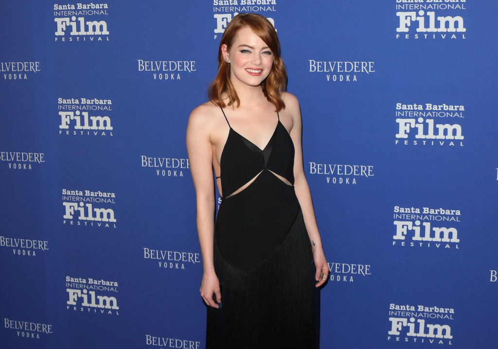 Emma Stone's personal trainer tells us how to get super fit at home, no equipment required