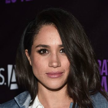 Why everyone is freaking out about the ring on Meghan Markle's finger