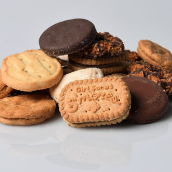 PSA: Here are the most popular Girl Scout cookies in each state