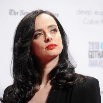 Krysten Ritter is a hardcore knitter, and we had no idea