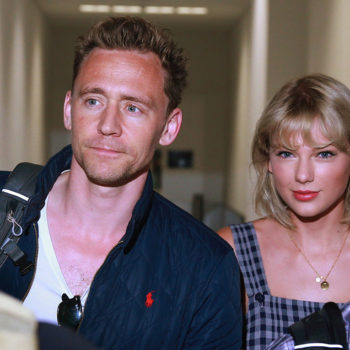 Tom Hiddleston finally explains the story behind that Taylor Swift tank top