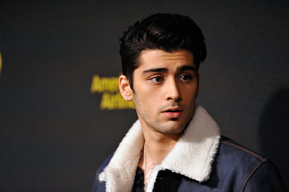Zayn Malik might be Zoolander Jr. because his Blue Steel vibes are killer