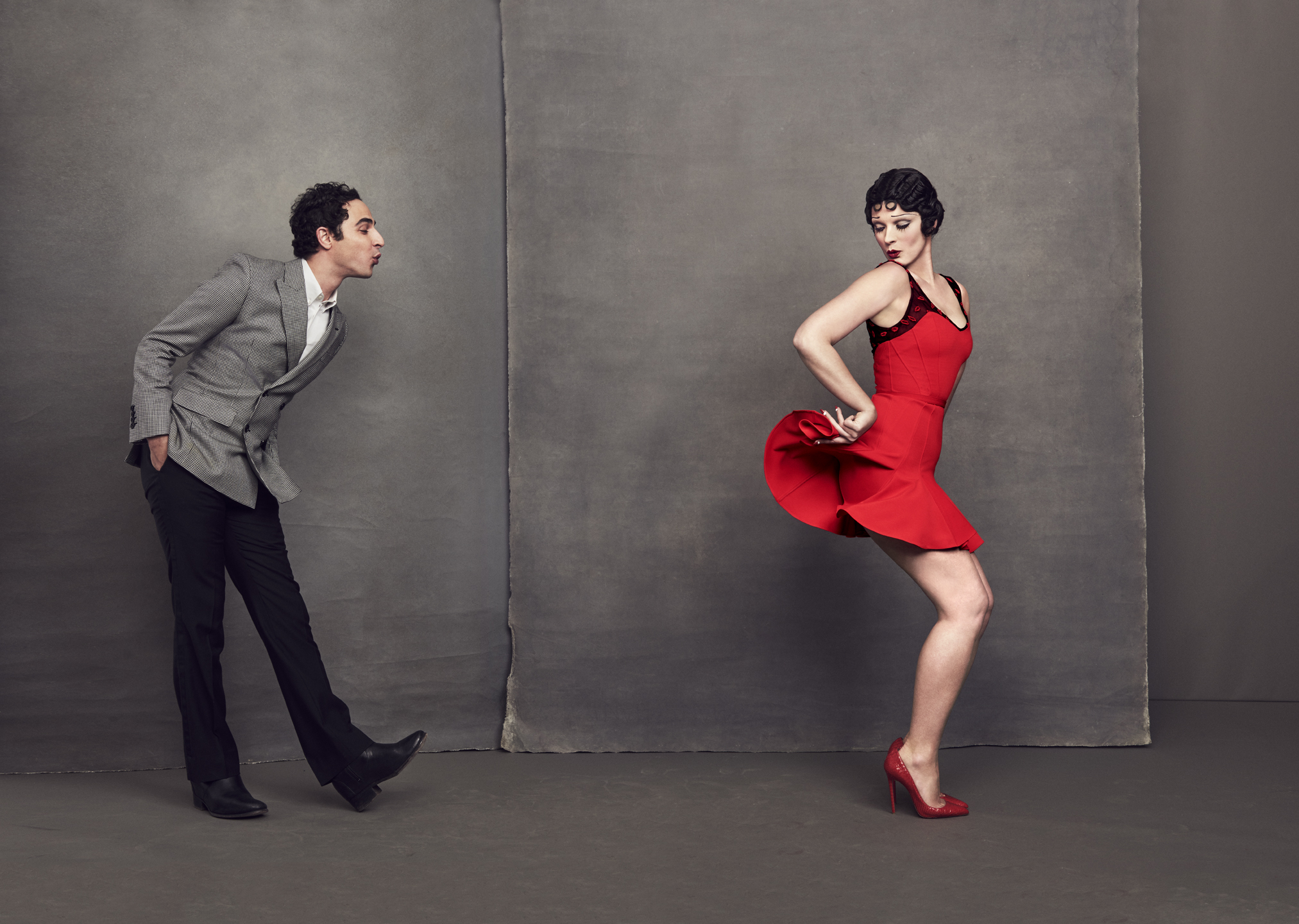 3b35c37683 Zac Posen is creating dresses inspired by Betty Boop