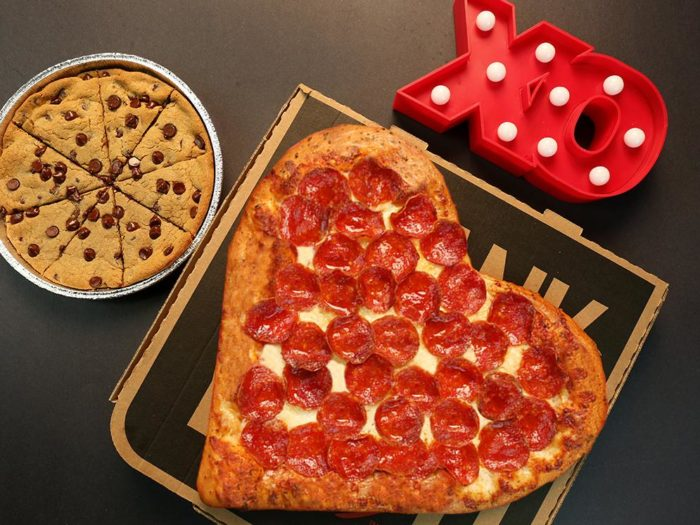 Red Alert: Pizza Hut has a Valentine's Day pizza, and it's perfect ...