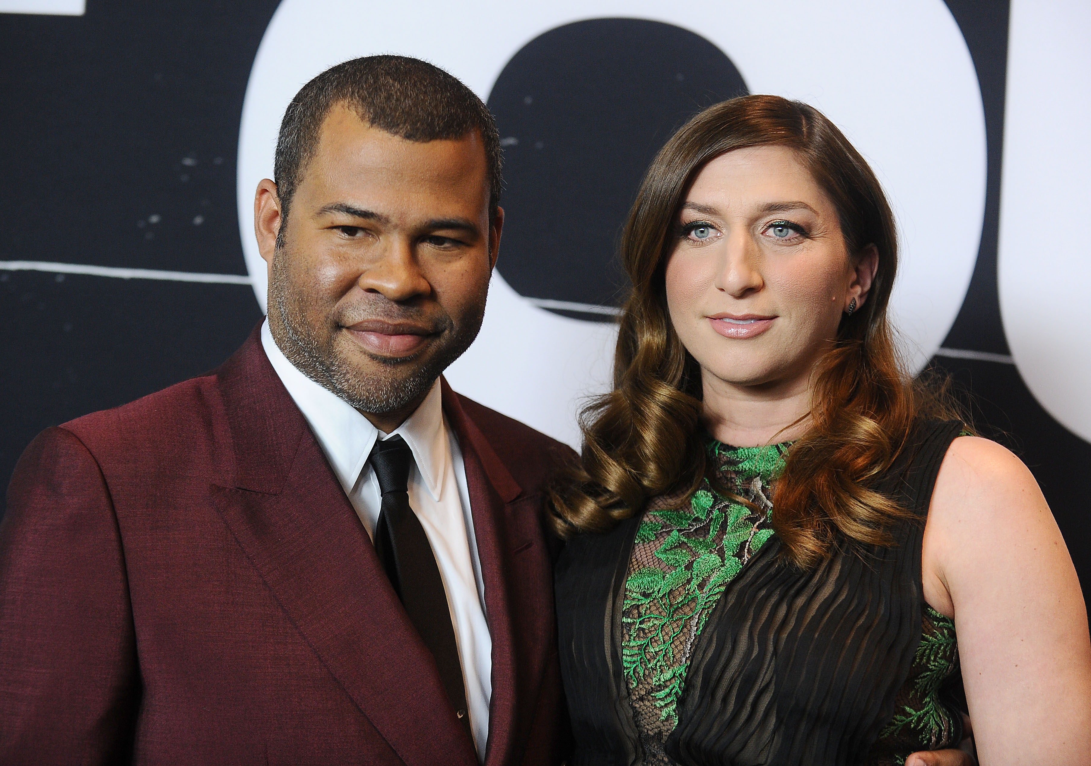 """chelsea peretti and jordan peele dating Jordan peele and chelsea peretti jordan peele reveals elopement with chelsea """"i am not married to actress chelsea peretti, we are just dating."""