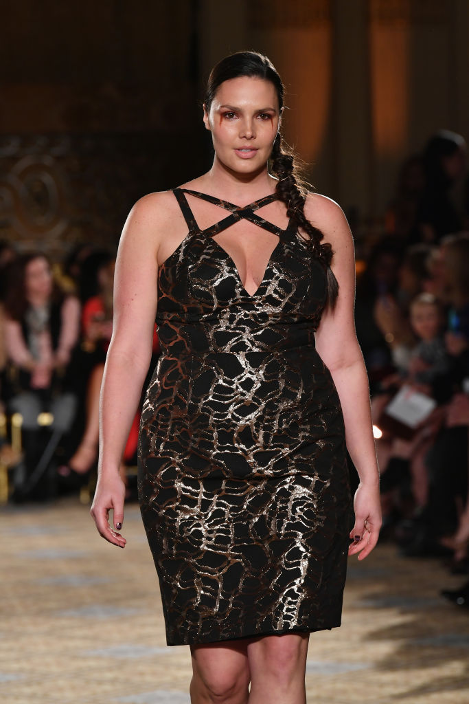 Christian Siriano Just Filled His Nyfw Runway With Curvy