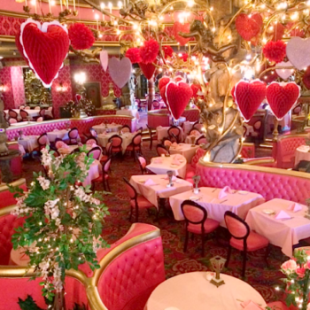 An ode to the aesthetic of the glorious pink holiday known as Valentine's Day