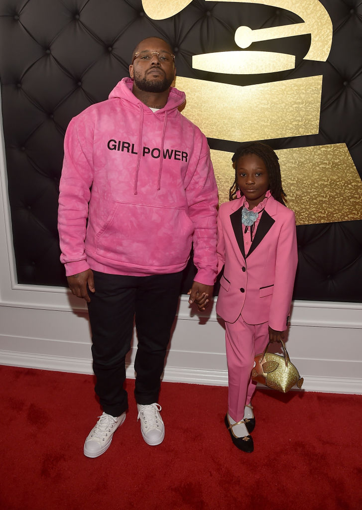 effe93bd Rapper ScHoolboy Q and his daughter had a beautifully feminist ...