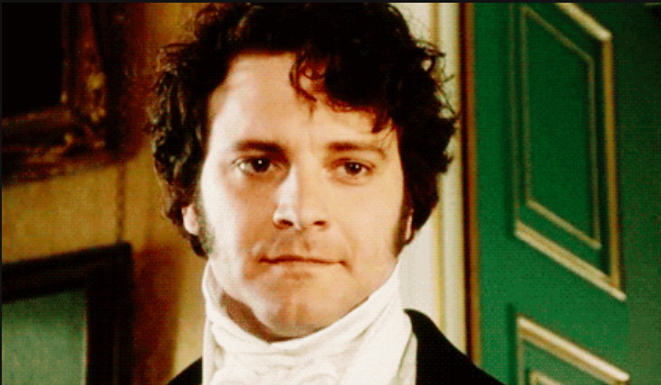 The REAL Mr. Darcy fro...