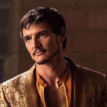 "Trust us, you don't want to miss Pedro Pascal (aka, Oberyn Martell) wearing camo in ""Esquire"""