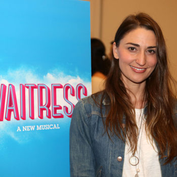 "Sara Bareilles will make her Broadway debut starring in ""Waitress"""