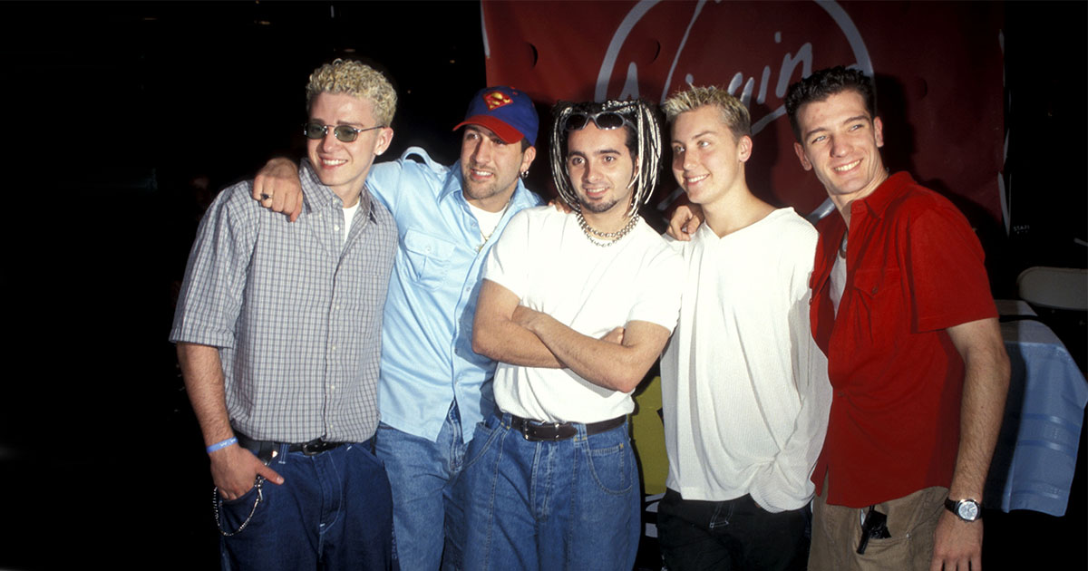 stop everything nsync is reuniting for a special occasion and were freaking out - Nsync Christmas Album
