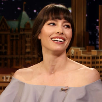 Jessica Biel admitted she eats in the shower, and now we love her even more