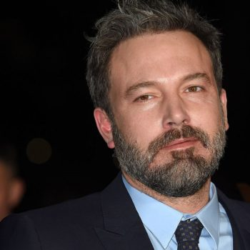 Ben Affleck pretends to fight with his FedEx guy several times a week, but it's for a good reason