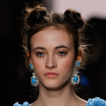 Here's what you need to recreate the 10 coolest makeup looks from NYFW