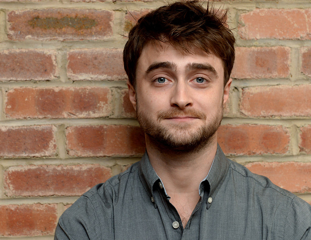 OMG, there's yet ANOTHER photo that proves Daniel Radcliffe can time travel