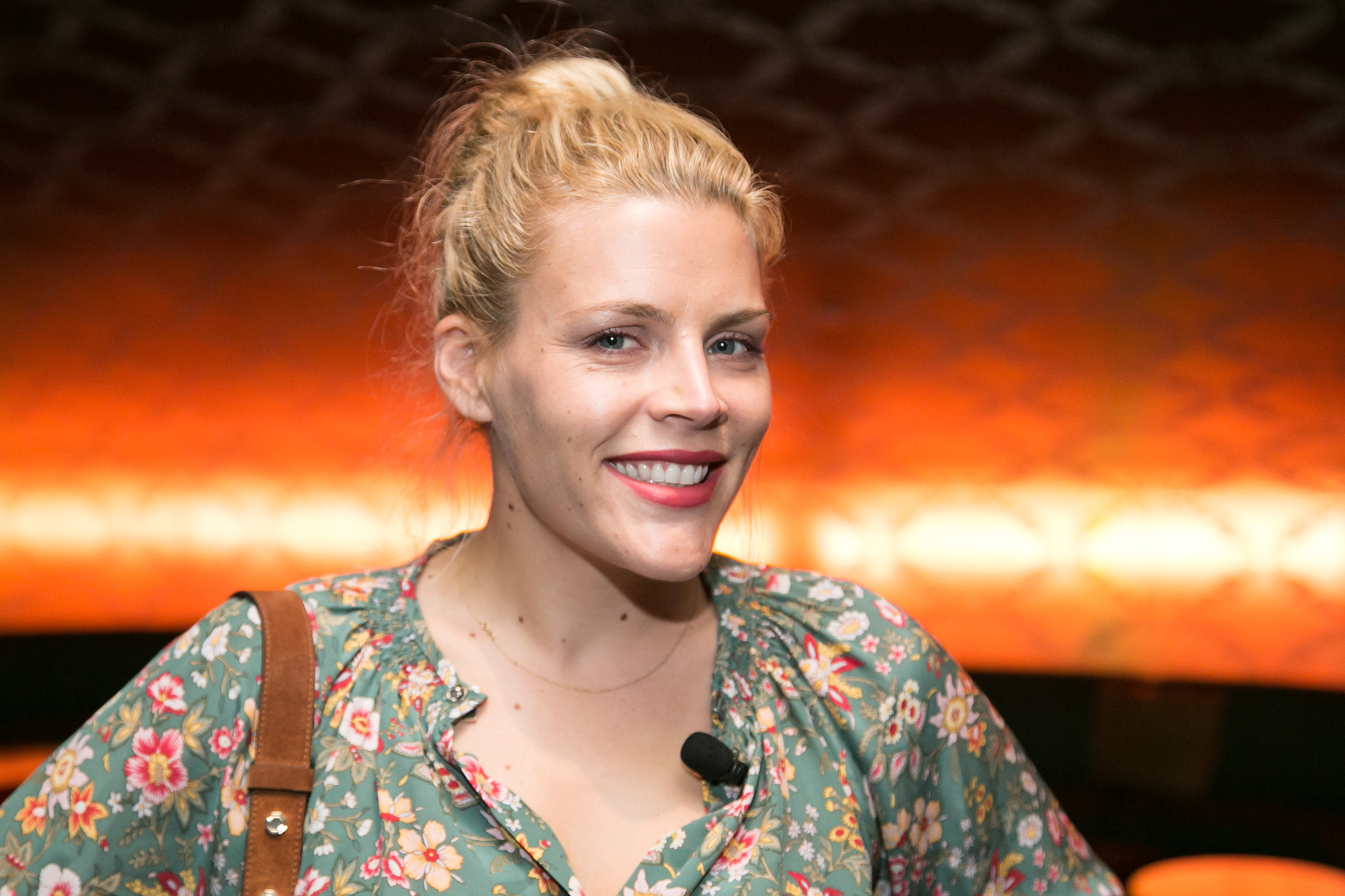 LOS ANGELES, CA - OCTOBER 20:  Busy Philipps attends the Young Storytellers' 13th Annual Signature Event at The Novo by Microsoft on October 20, 2016 in Los Angeles, California.  (Photo by Gabriel Olsen/FilmMagic)