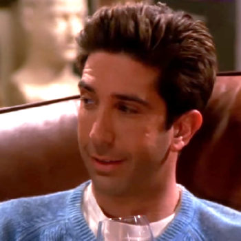 """This compilation of Ross Geller's """"lovable jerk"""" moments is the gift we never knew we needed"""