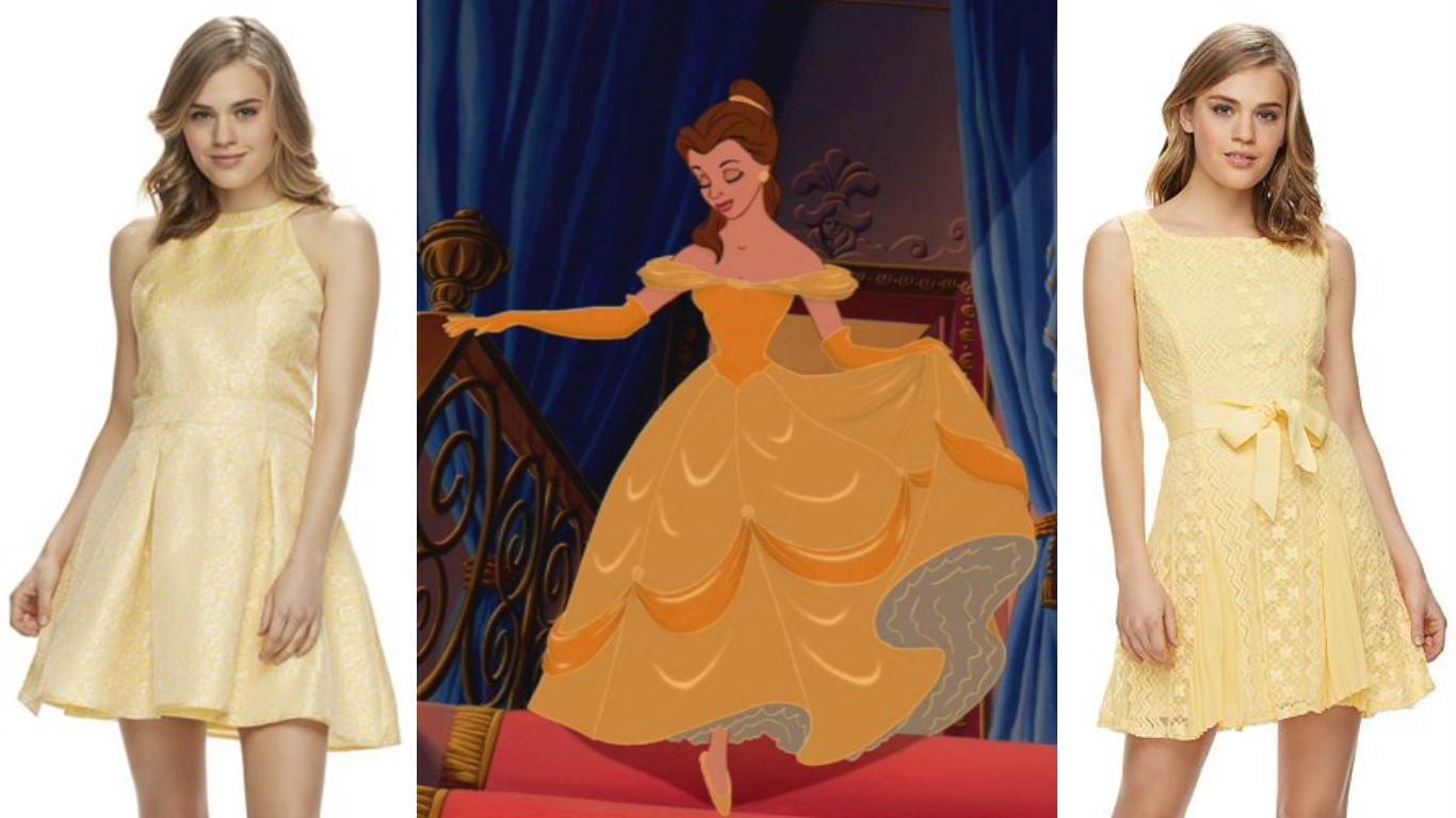 Kohl S Just Released A Beauty And The Beast Collection And Brb