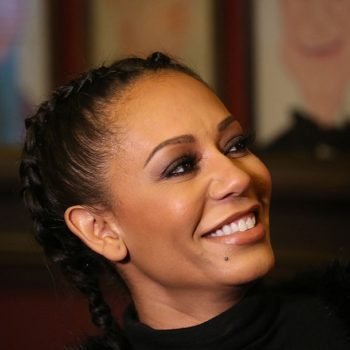 "Mel B. broke character in ""Chicago"" and brought some ""Spice"" to Broadway"