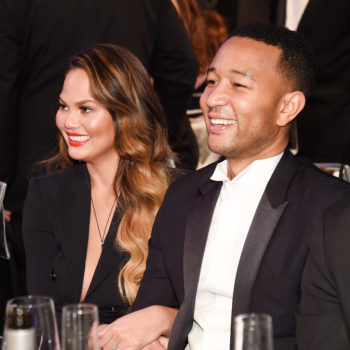 Chrissy Teigen and John Legend took Luna to the aquarium and the NBA All-Star Game (Spoiler: It was extra cute)