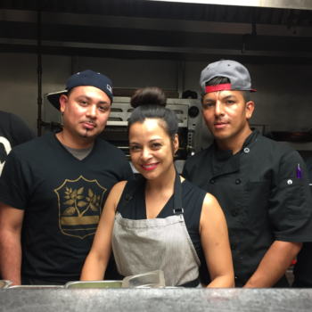 We talked to Filipina-American restauranteur Patrice Cleary about women's empowerment and of course, delicious food