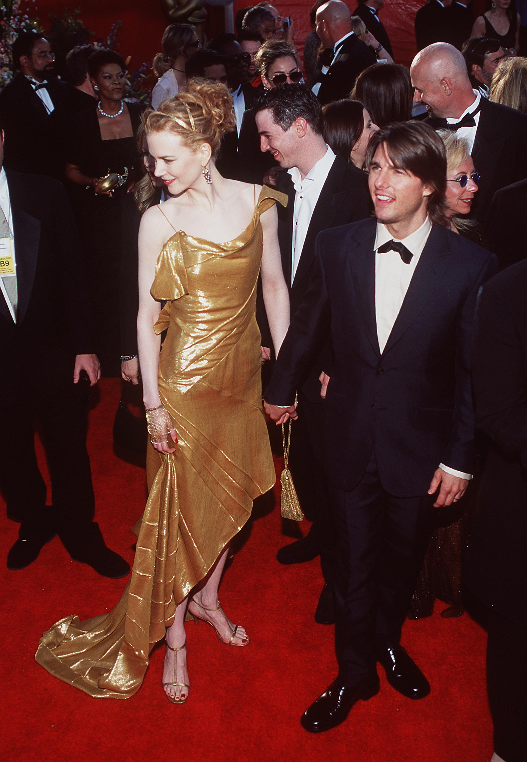 5 Photos That Prove Nicole Kidman Was The Ultimate Queen