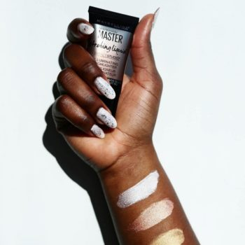 This beauty Instagram account is dedicated to swatching on brown skin