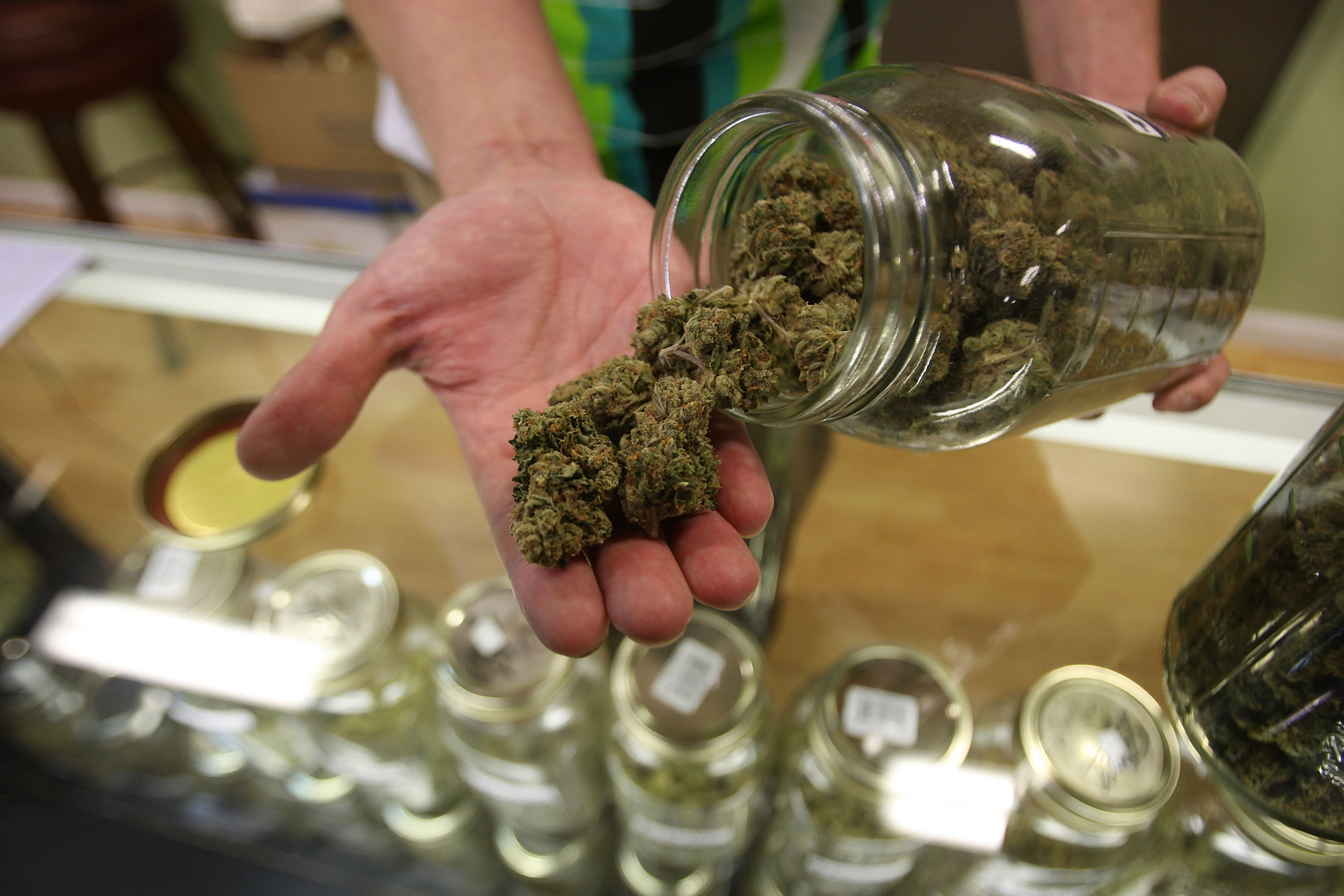 Marijuana *might* not be safe to smoke because of bacteria and fungus, according to research