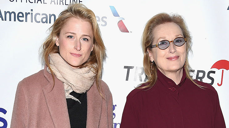 Meryl Streep S Daughter Mamie Gummer Is Rocking The