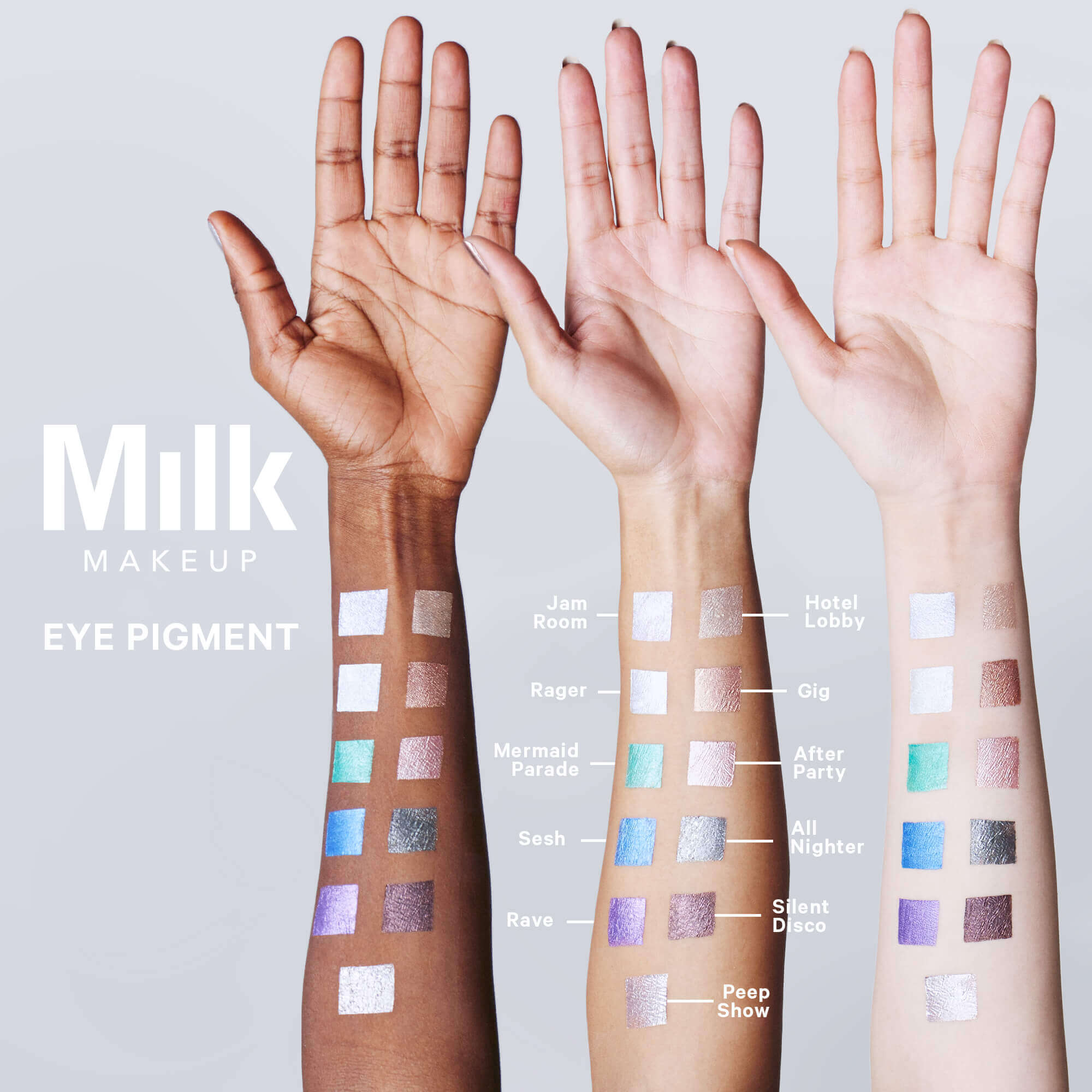 Milk Makeup Added 11 New Shades To Their Beloved Eye
