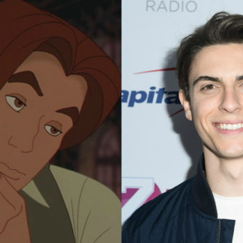 "Get ready to swoon, here's what you need to know about the new Dimitri in the ""Anastasia"" musical"