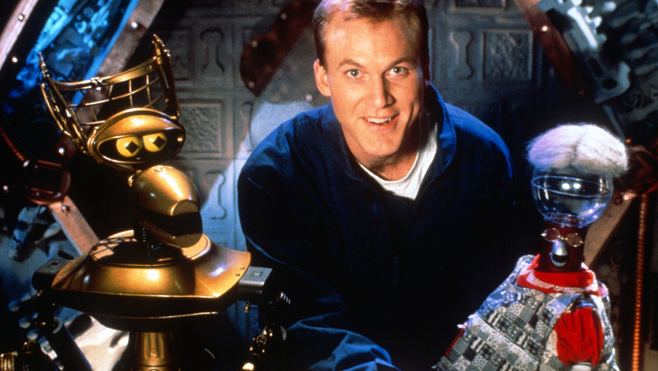 1988 - 1999                                   Shown: Crow, Michael J. Nelson, Tom Servo