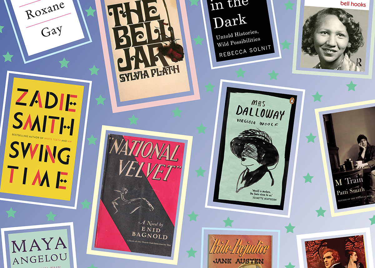 I stopped predominantly reading white, male authors and it changed my life