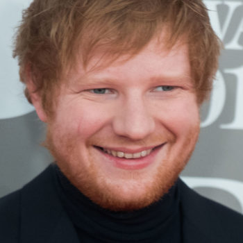 Ed Sheeran gave his girlfriend his sneakers, further proving he's the best boyfriend on the planet