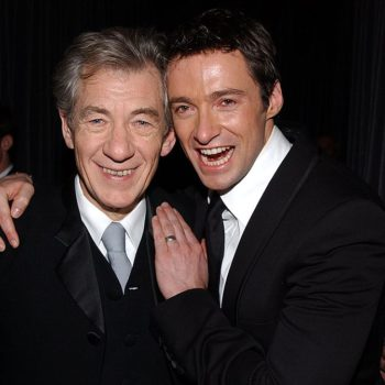 "The advice Hugh Jackman got from Sir Ian McKellen on the first ""X-Men"" movie is something we all need"