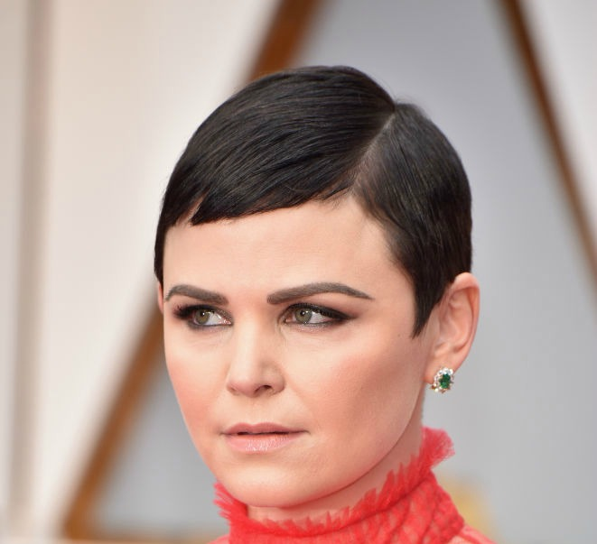 Ginnifer Goodwin Looks Like A Character Straight Out Of Once Upon A