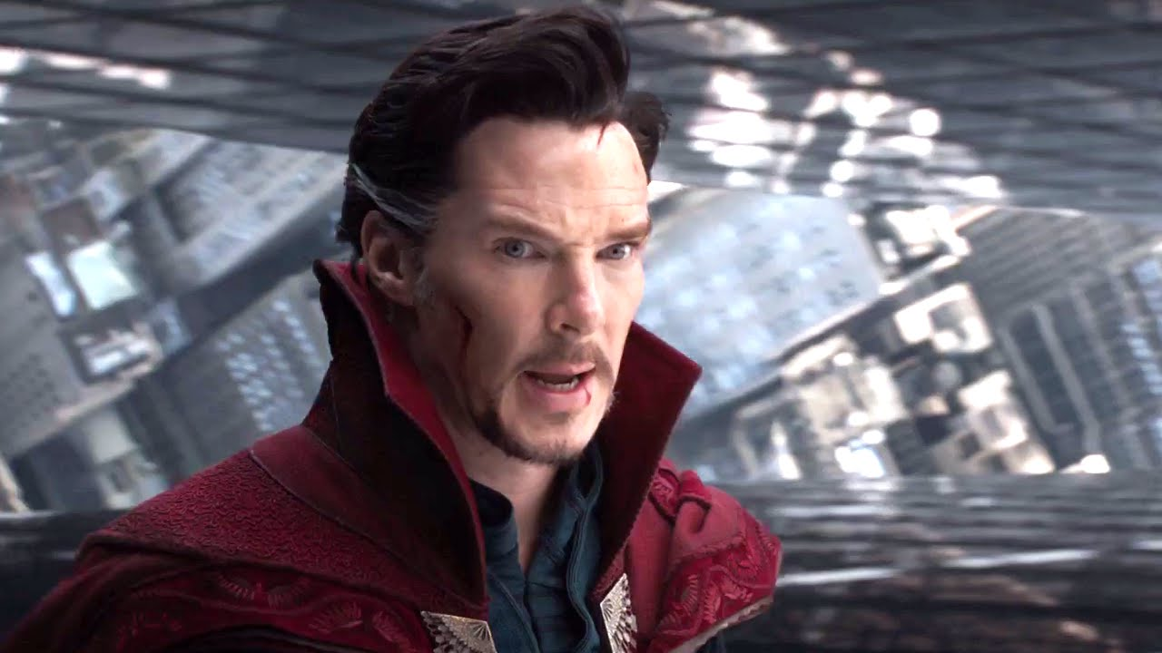 the doctor strange honest trailer reminds us whos the real star of the movie stranges cape
