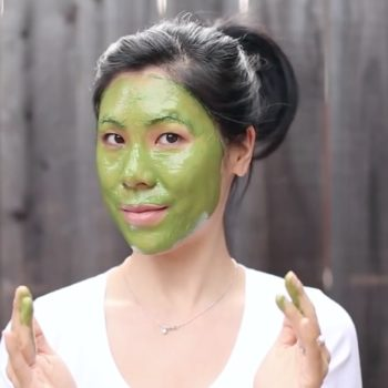7 DIY green tea masks to help you recover from winter